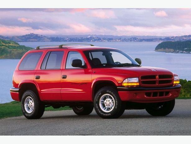 WANTED: WANTED 1998 - 2003 DODGE DURANGO