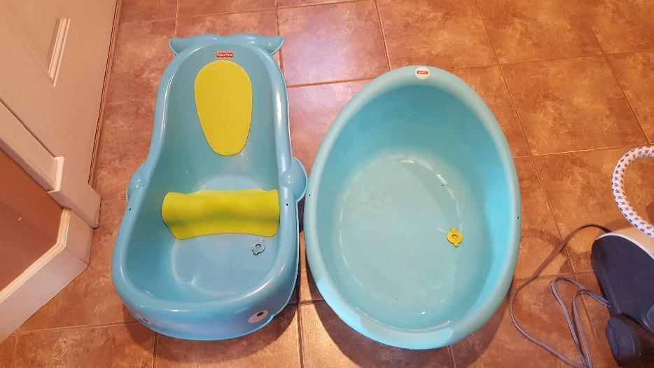 1 baby bath tub for sale great deal saanich victoria. Black Bedroom Furniture Sets. Home Design Ideas