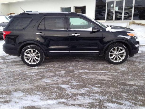 2011 Ford Explorer LIMITED - Loaded - 4x4