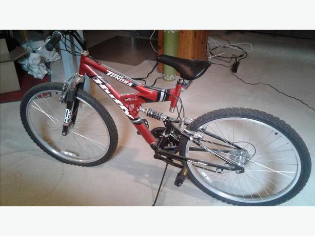 Huffy tundra 21 speed