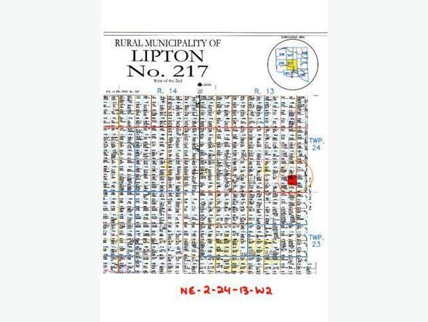 Estate Farmland for Sale by Tender - RM of Lipton, SK # 217