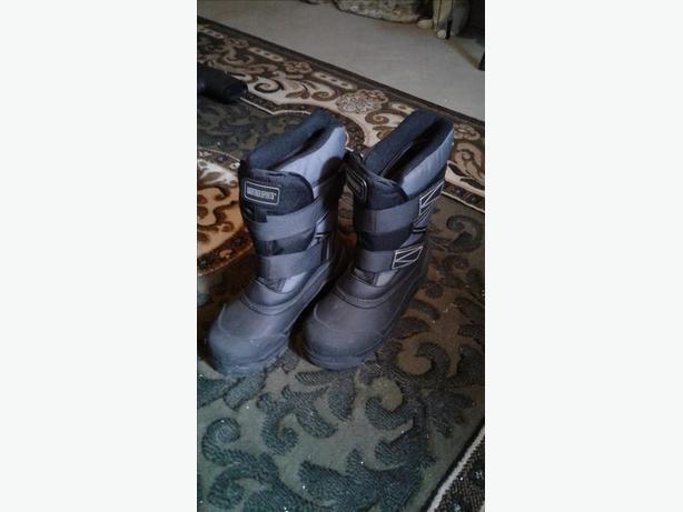 Heavy Duty Winter Boots