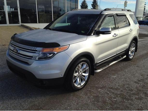 2014 Ford Explorer LIMITED - Leather - Moonroof