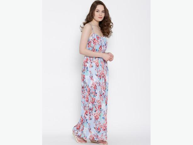 Bnwt floral maxi dress victoria city victoria for Used wedding dresses victoria bc