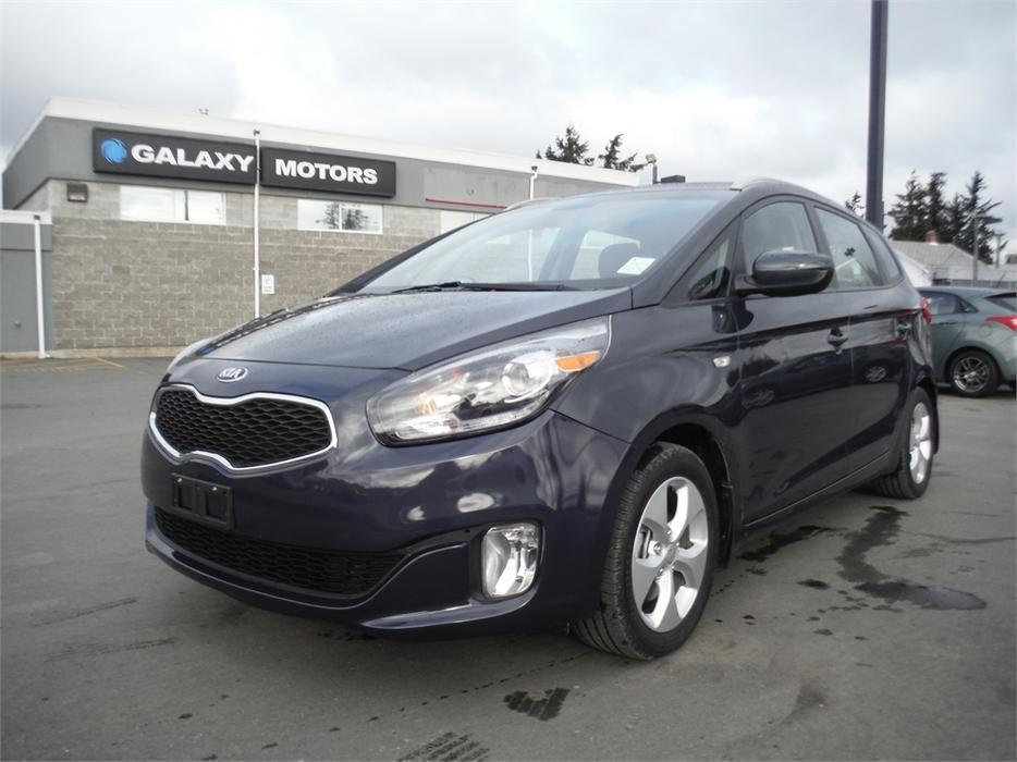 2014 Kia Rondo Lx Accident Free 3rd Row Seating Ac West