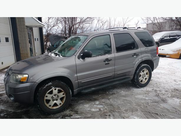2007 Ford Escape 4X4 -
