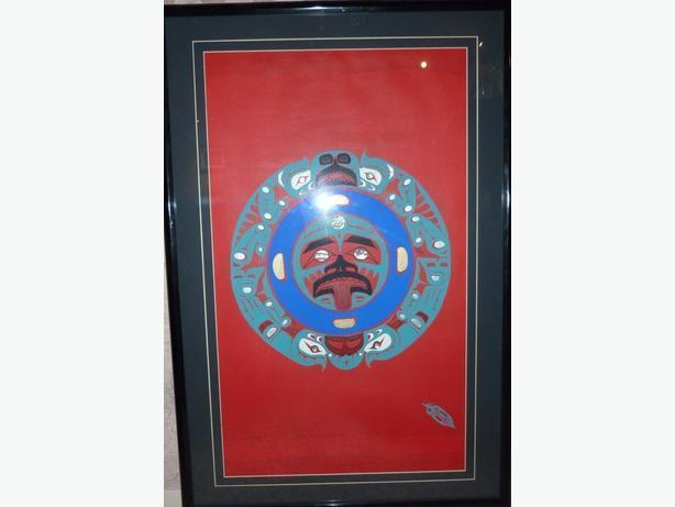 ORIGINAL FIRST NATIONS PAINTINGS