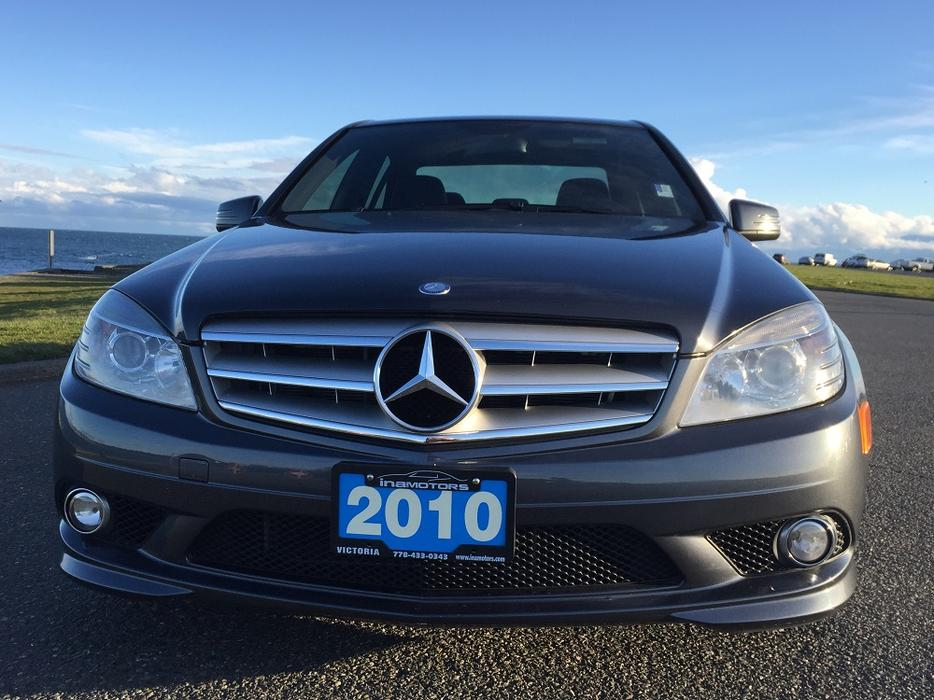 2010 mercedes benz c250 4matic on sale fully loaded for 2010 mercedes benz c250