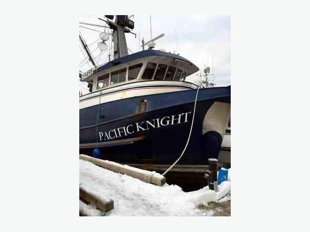 1989 Peacock Boat Co. Multi-fishery - Pacific Knight