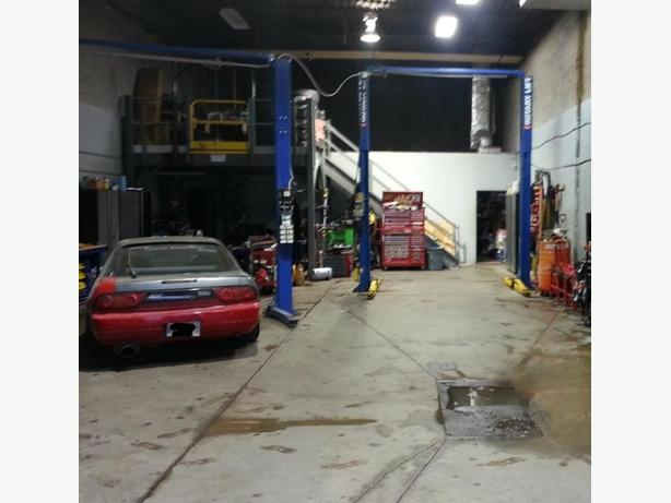 Automotive Shop For Sale