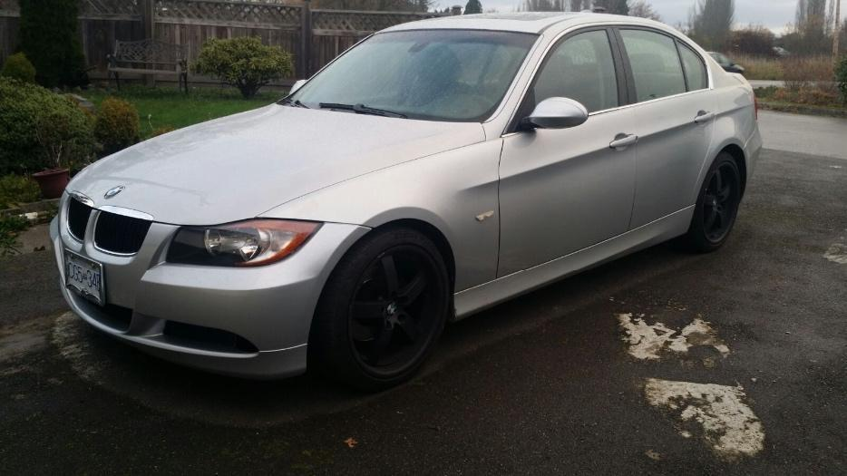 2007 Bmw 3 Series Victoria City Victoria