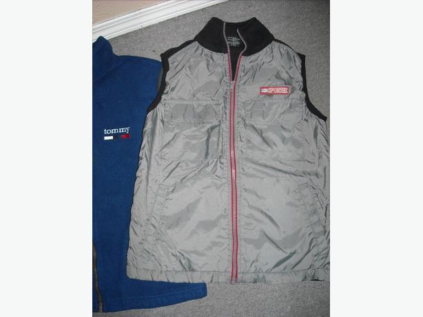 Boy's Vests-Size 12/14