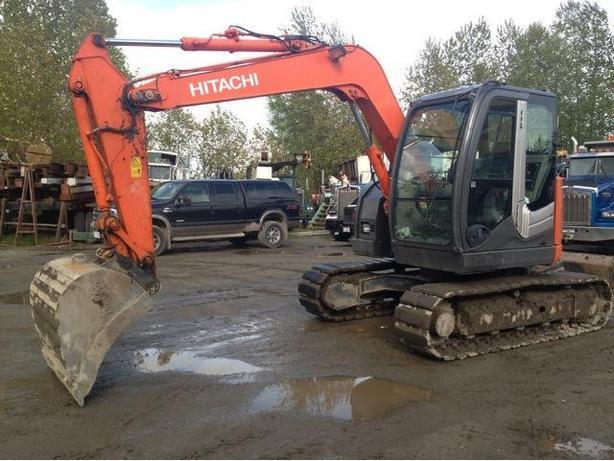 Hitachi ZX75 US Excavator