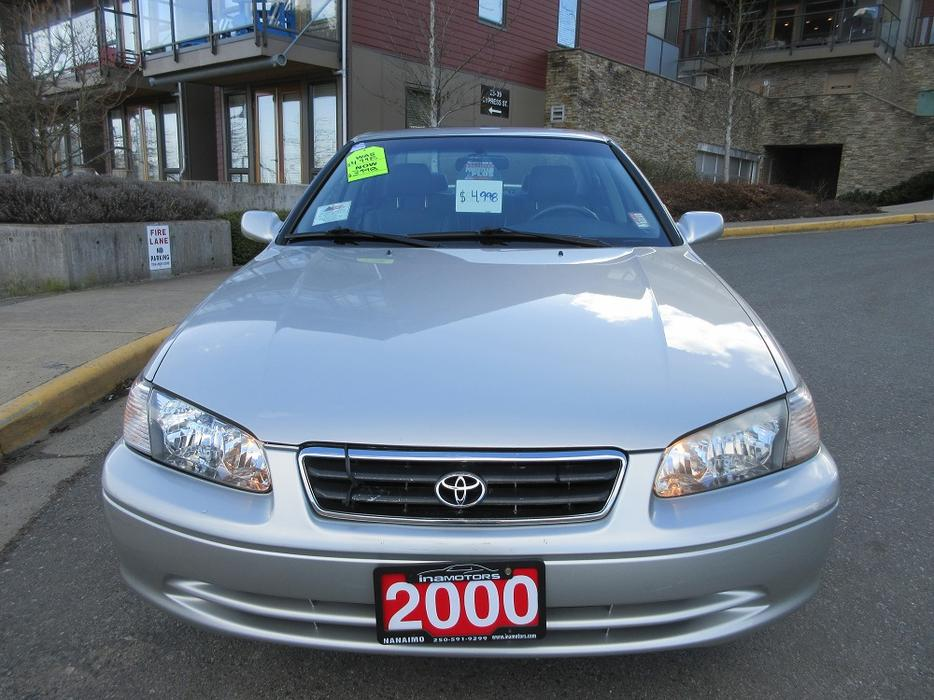 2000 Toyota Camry Xle On Sale Fully Loaded Outside Victoria Victoria