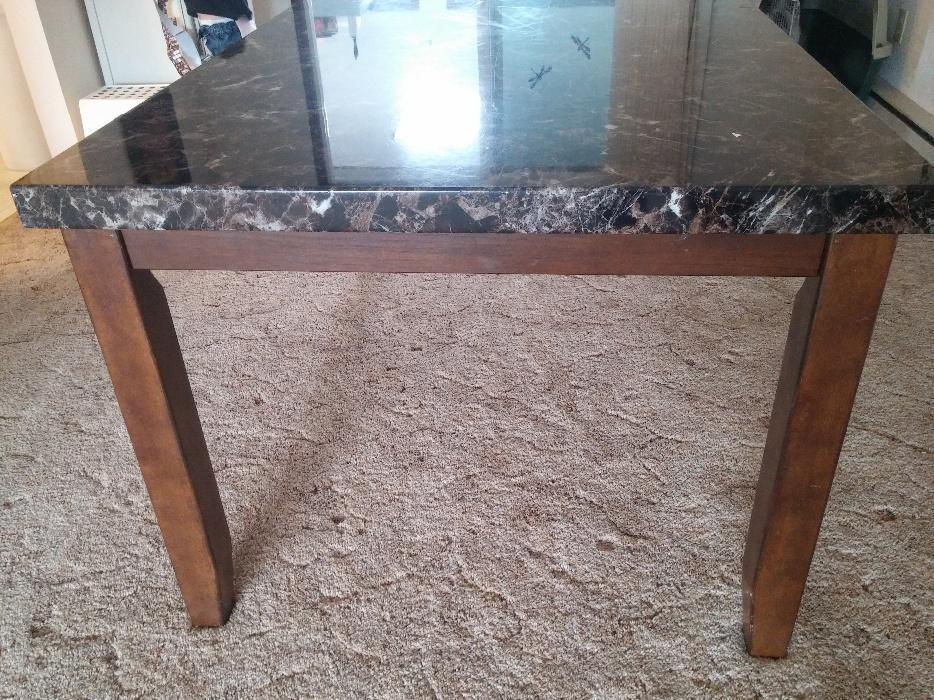 Beautiful Granite Look Dining Table Saanich Victoria : 58913325934 from www.usedvictoria.com size 934 x 700 jpeg 164kB