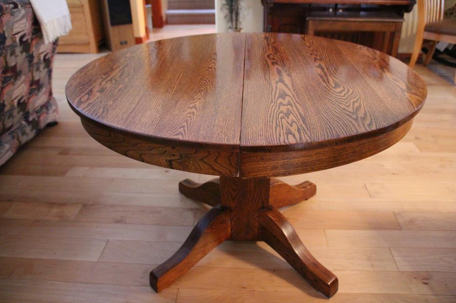 Circa 1920 Oak Pedestal Table Campbell River Courtenay  : 58914780934 from www.usedcourtenaycomox.com size 934 x 622 jpeg 68kB