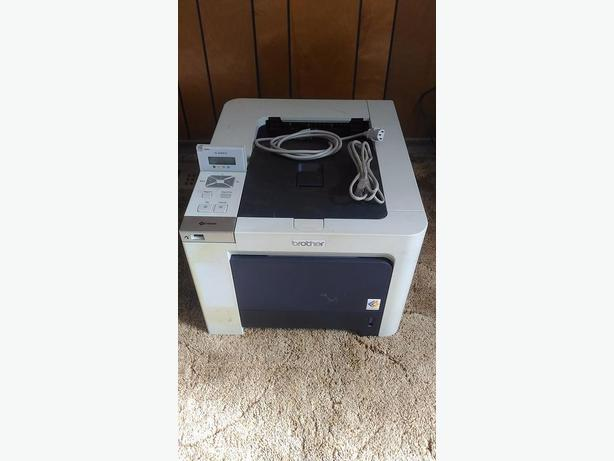 Brother HL-4040CN color laserjet