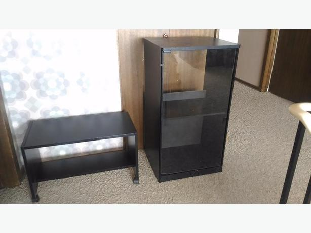 TV stand, and AV unit