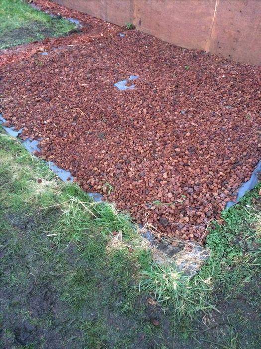Landscaping stones montreal : Free landscaping red lava rock decorative stone sooke victoria
