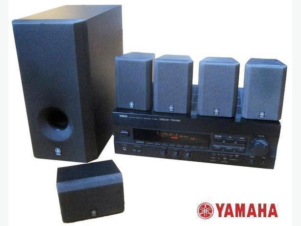 5.1 Home Theatre System ~ Yamaha