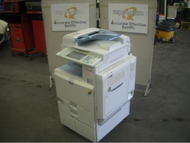 Ricoh Aficio MPC2500 Printer, Scanner & Photocopier