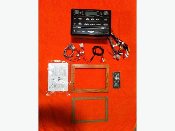 Jensen RV stereo AWM975 AM/FM/DVD