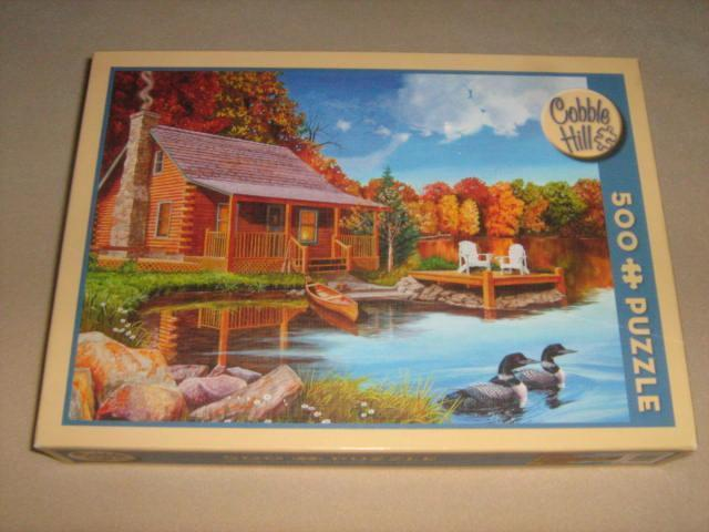 COBBLE HILL 500 PIECES JIGSAW PUZZLES Gloucester, Ottawa