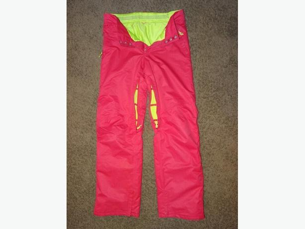 Winter Snow Pants - Pink
