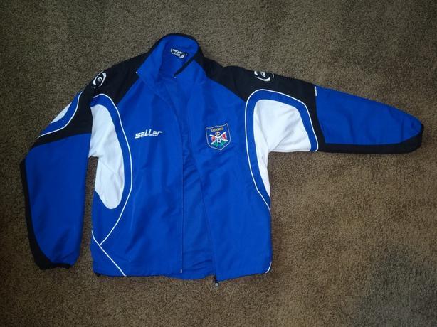 Tracksuit Sport Coat - Blue