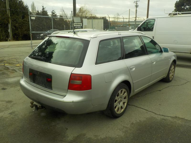 2001 audi a6 avant 2 8 quattro wagon outside cowichan. Black Bedroom Furniture Sets. Home Design Ideas