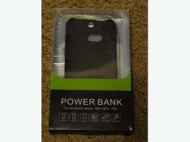New HTC One Power Case