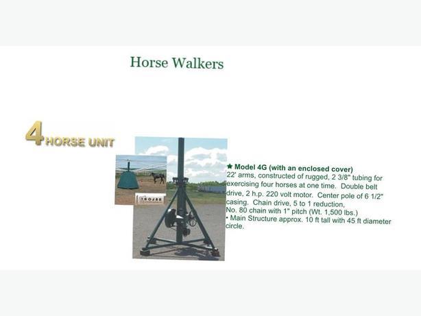 trogen Horse Walker