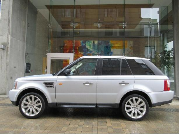 2006 land rover range rover supercharged sport awd no accidents victoria city victoria. Black Bedroom Furniture Sets. Home Design Ideas