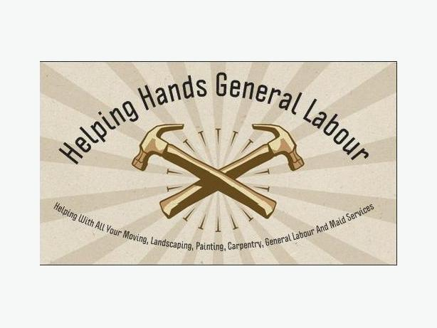 Helping Hands General Labour & Landscaping