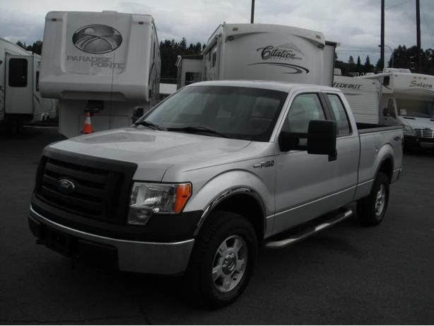 2011 Ford F-150 XL SuperCab 6.5-ft. Bed 4WD