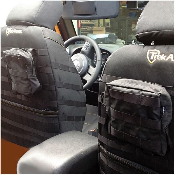 Jeep JK 4 Door Trek Armor MOLLE Seat Covers Sooke Victoria