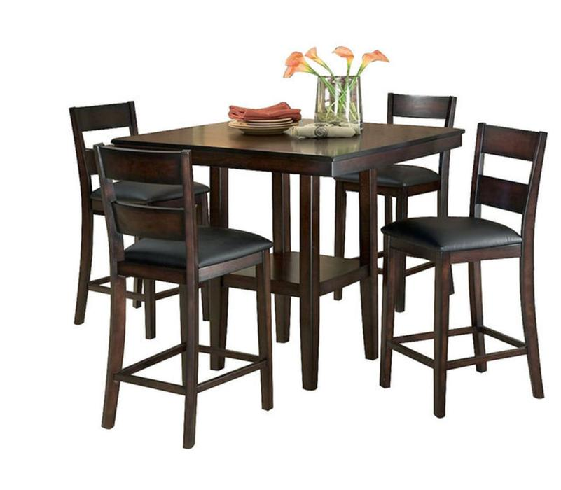 Hipster bar pub style dining set central ottawa inside for Pub style dining sets