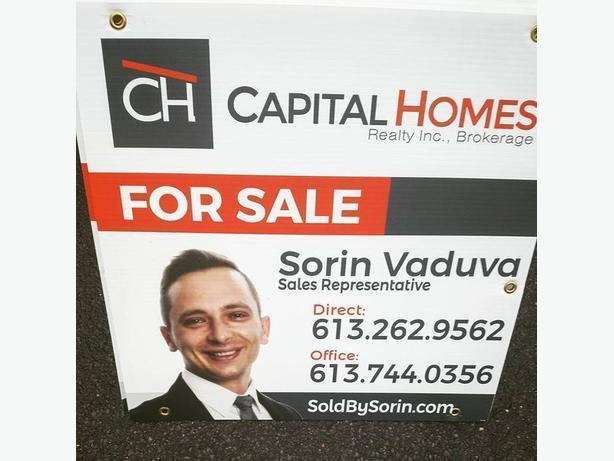 Full Service and Full Time Real Estate Professional at your side
