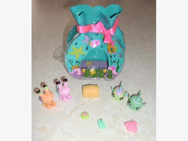 Littlest Pet Shop Sea Shack