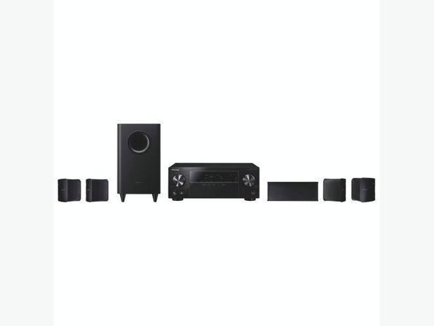 Pioneer HTP-072 High Power 5.1 AV Receiver with 5.1 Speaker Pack