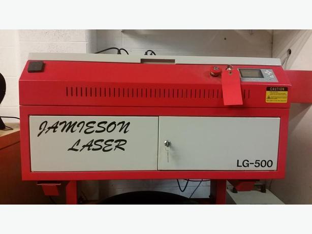 Jamieson Laser Engraver LG-500