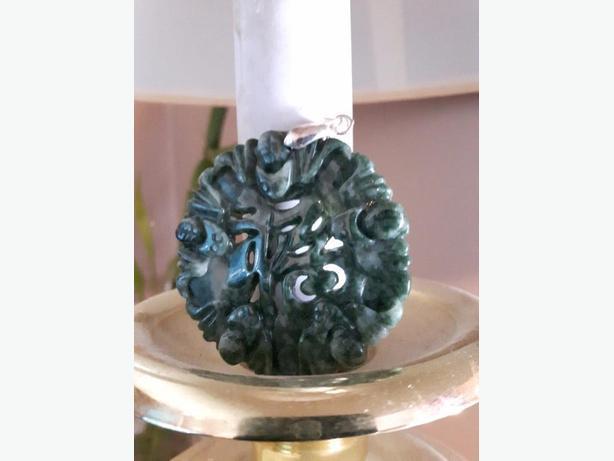jade pendants