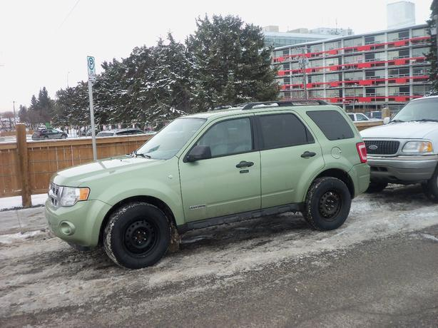 2008 Ford Escape V6 Auto