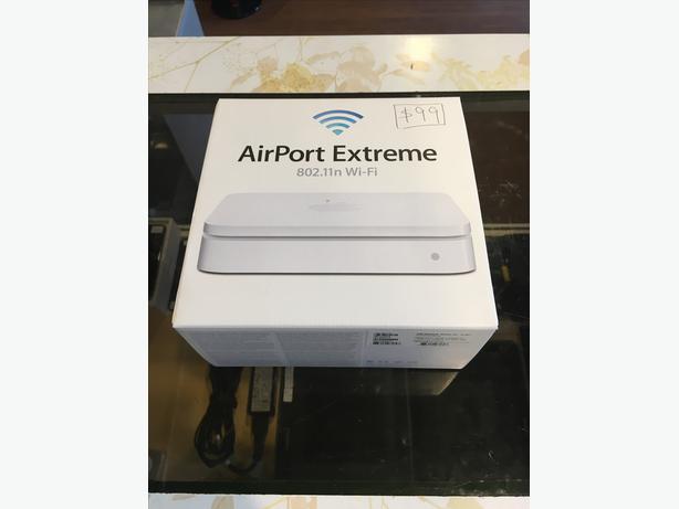 Apple Macintosh AirPort Extreme 802.11n WiFi w/ Warranty!