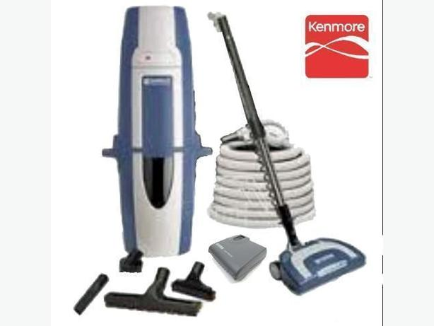Central Vac ~ Kenmore Type K