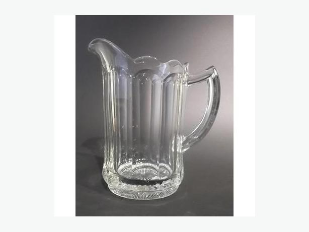 EAPG Pitcher in the Colonial Pattern