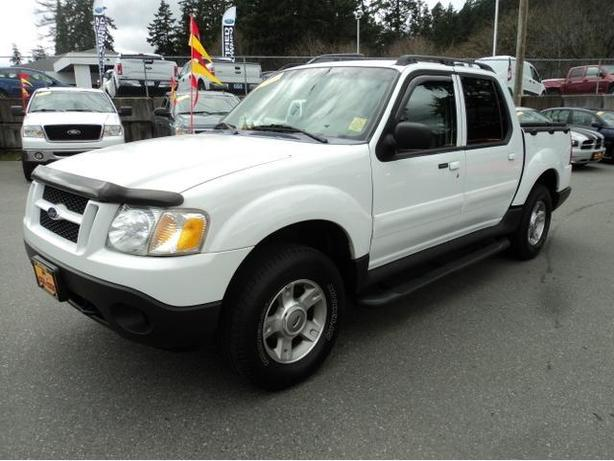 2004 ford explorer sport trac xlt 4x4 west shore langford colwood metchosin highlands victoria. Black Bedroom Furniture Sets. Home Design Ideas