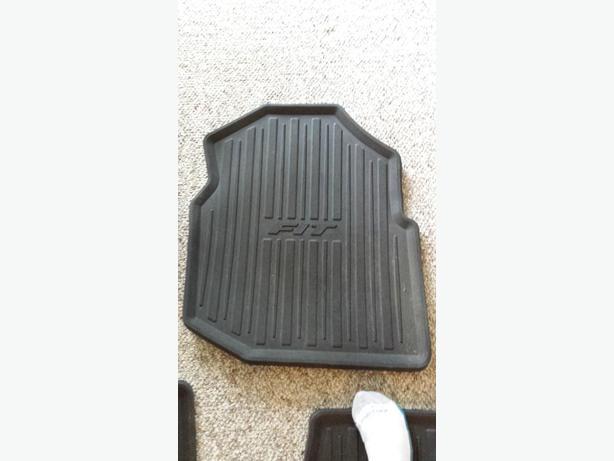 Honda Fit Floor Mats