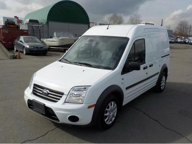 2010 Ford Transit Connect Cargo Van XLT with Advance Trac