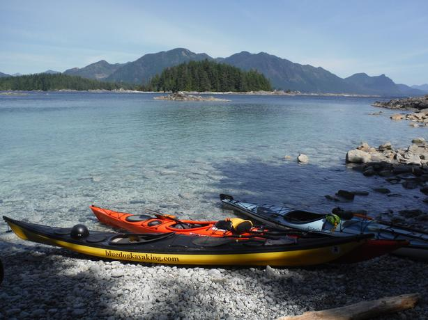 A 7 Day Kayak Adventure to Kyuquot Sound & The Bunsby's